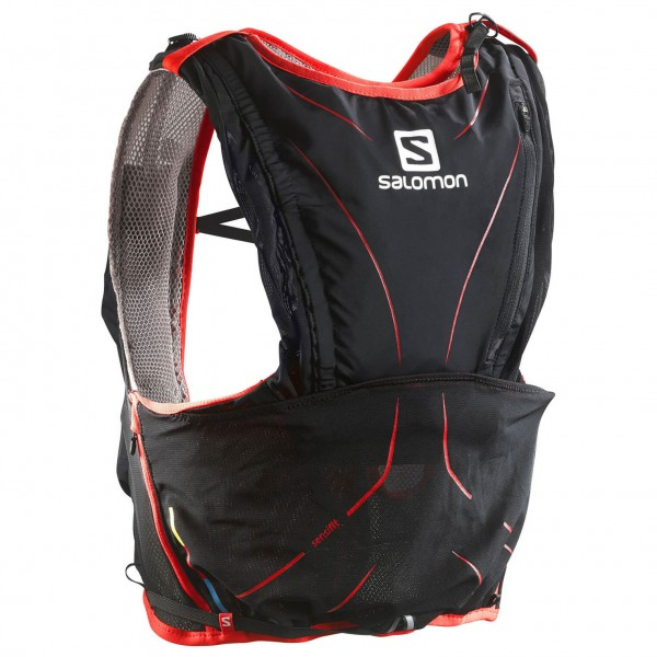 Salomon - S-Lab Adv Skin3 12 Set - Trailrunningrucksack