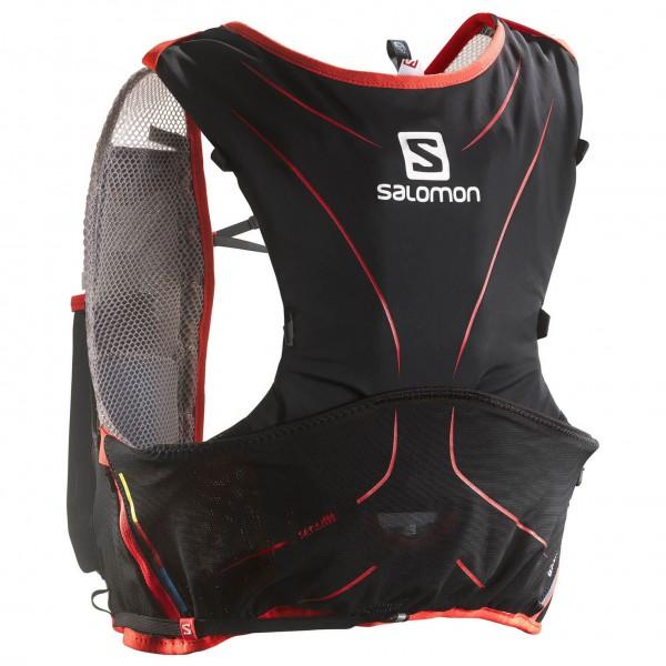 Salomon - S-Lab Adv Skin3 5 Set - Trail running backpack