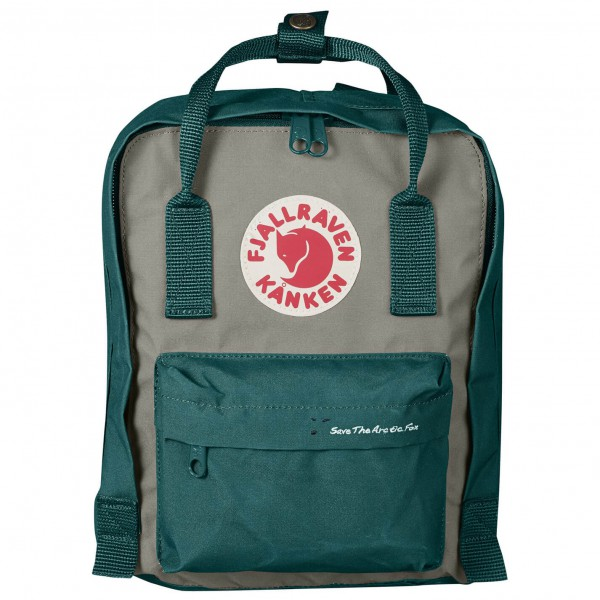 Fjällräven - Save the Arctic Fox Kanken Mini - Dagstursekk