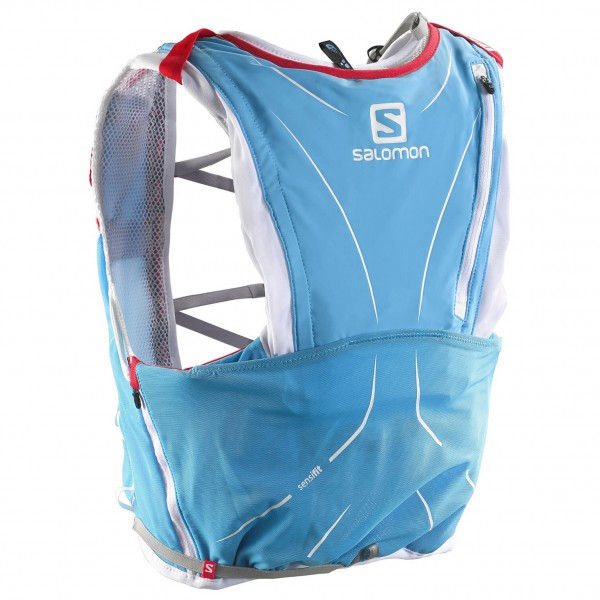 Salomon - S-Lab ADV Skin3 12 Set - Trail running backpack