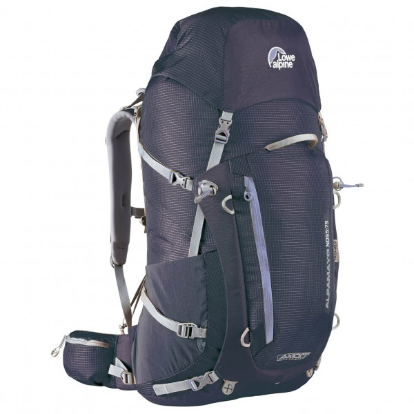 Lowe Alpine - Alpamayo 55-75 - Trekking backpack