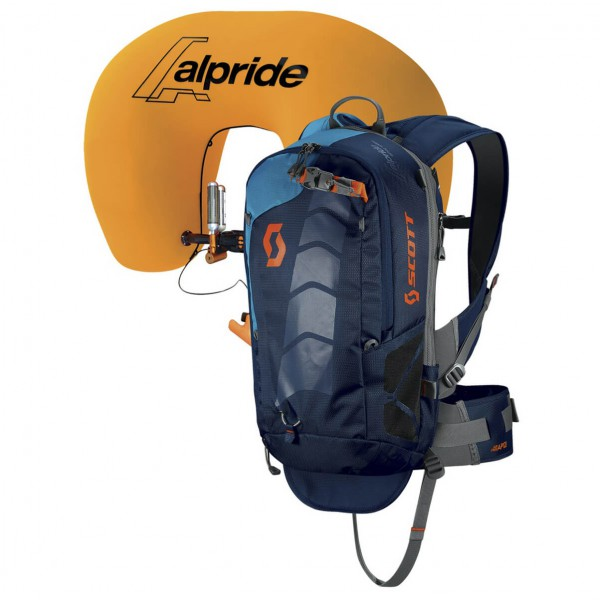 Scott - Pack Air Free Ap 12 Pro Kit - Sac à dos airbag