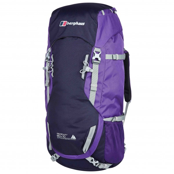 Berghaus - Women's Ridgeway 60+10 - Walking backpack