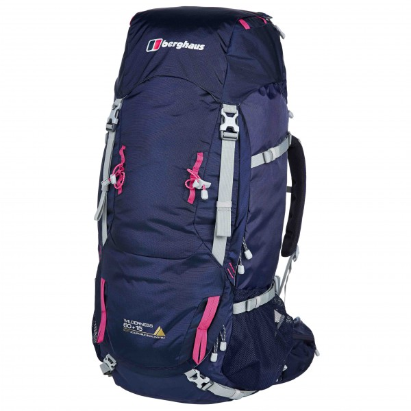 Berghaus - Women's Wilderness 60+15 - Trekkingreppu