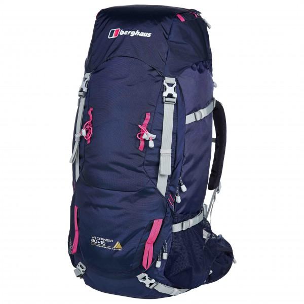 Berghaus - Women's Wilderness 60+15 - Trekking backpack