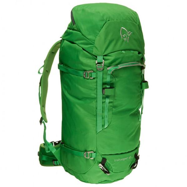 Norrøna - Trollveggen Pack 45L - Sac à dos de randonnée