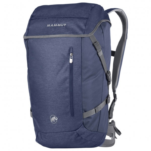 Mammut - Neon Crag Denim Blue - Climbing backpack