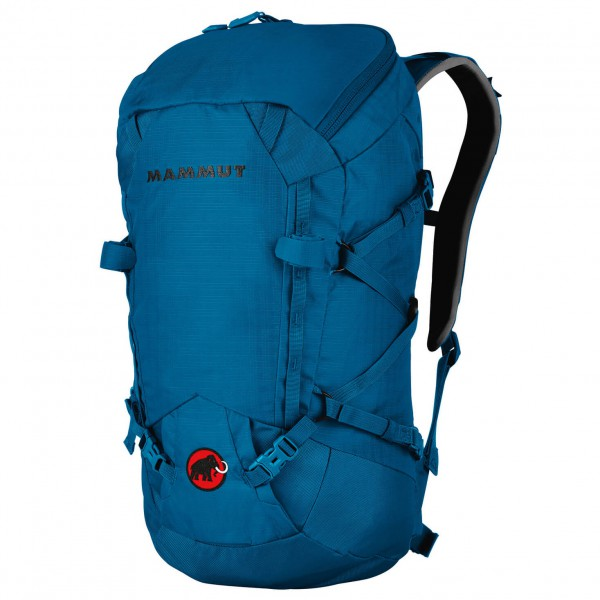 Mammut - Trion Zip 22 - Sac à dos d'escalade