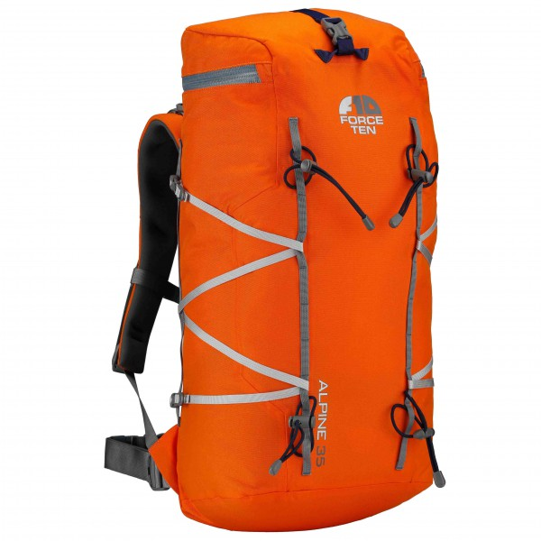 Force Ten - Alpine 35 - Sac à dos d'escalade