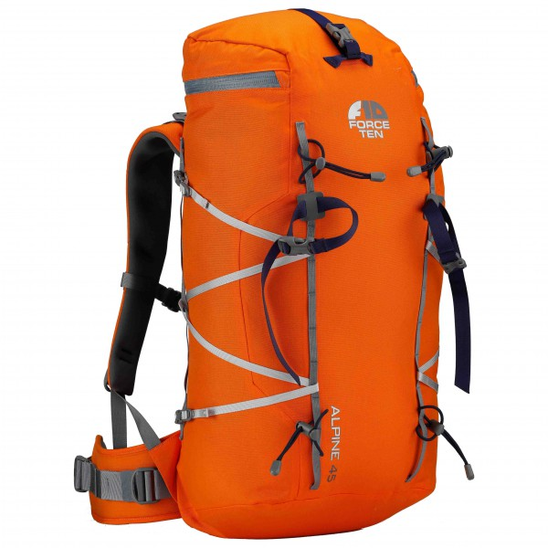 Force Ten - Alpine 45 - Kletterrucksack