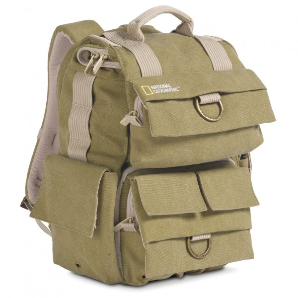 National Geographic - Earth Explorer Small Backpack