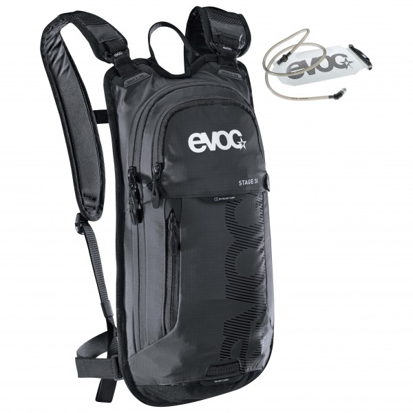 Evoc - Stage 3 + 2L Bladder - Bike-Rucksack