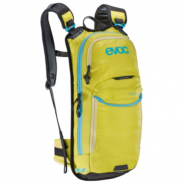 Evoc - Stage 6 + 2L Bladder - Cycling backpack