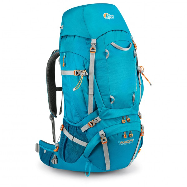 Lowe Alpine - Women's Axiom Diran ND55-65 - Trekkingrugzak