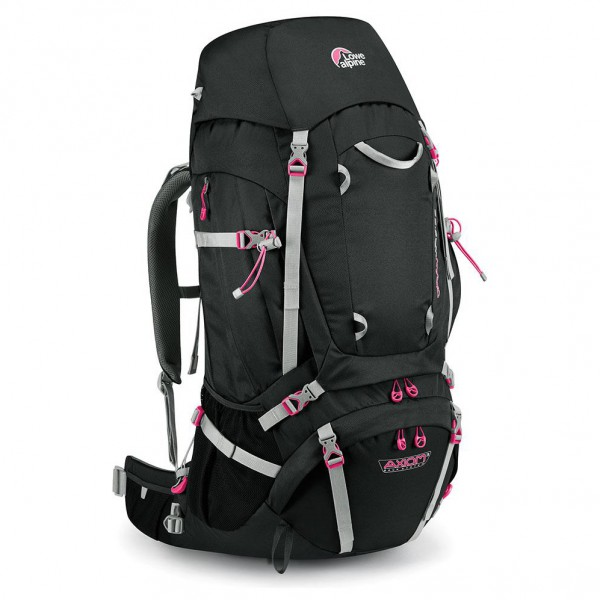 Lowe Alpine - Women's Axiom Diran ND55-65 - Trekkingryggsäck