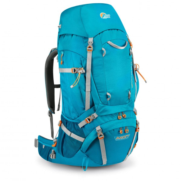 Lowe Alpine - Women's Axiom Diran ND65-75 - Sac à dos de tre