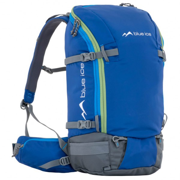 Blue Ice - White Tiger 35L Pack - Skitourrugzak