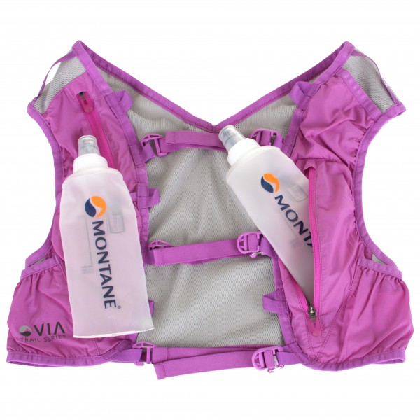 Montane - Women's Via Trail Vest - Sac à dos de trail runnin