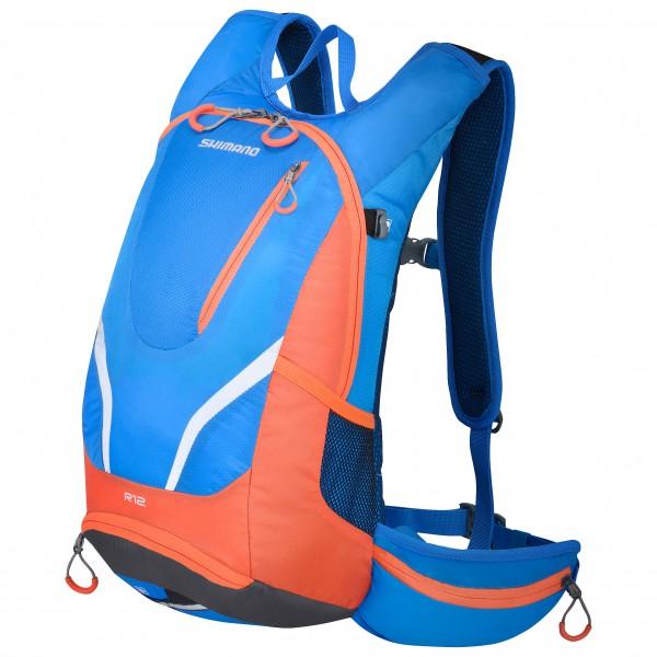 Shimano - Rucksack Rokko II 12 - Cycling backpack
