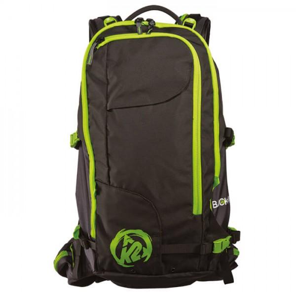 K2 - Backside 24 - Skitourrugzak