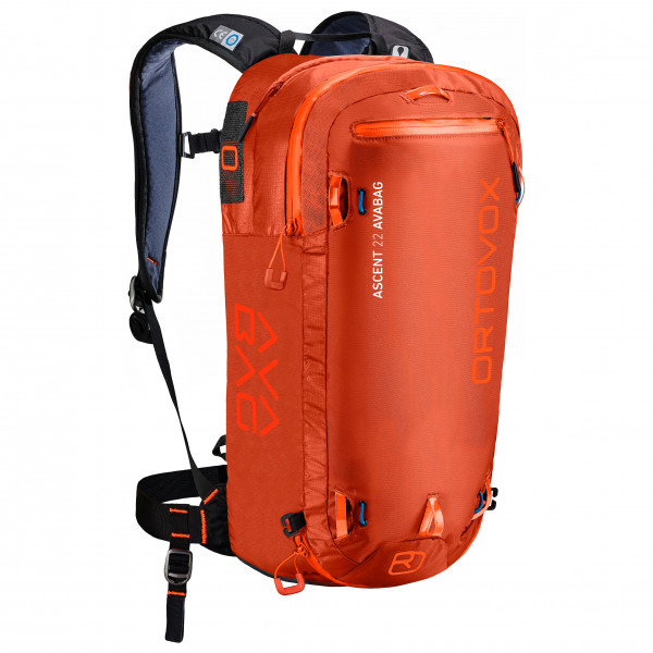 Ortovox - Ascent 22 Avabag Kit - Lawinenrucksack