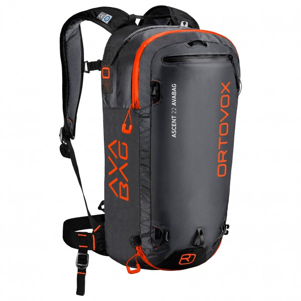 Ortovox - Ascent 22 Avabag Kit - Sac à dos airbag