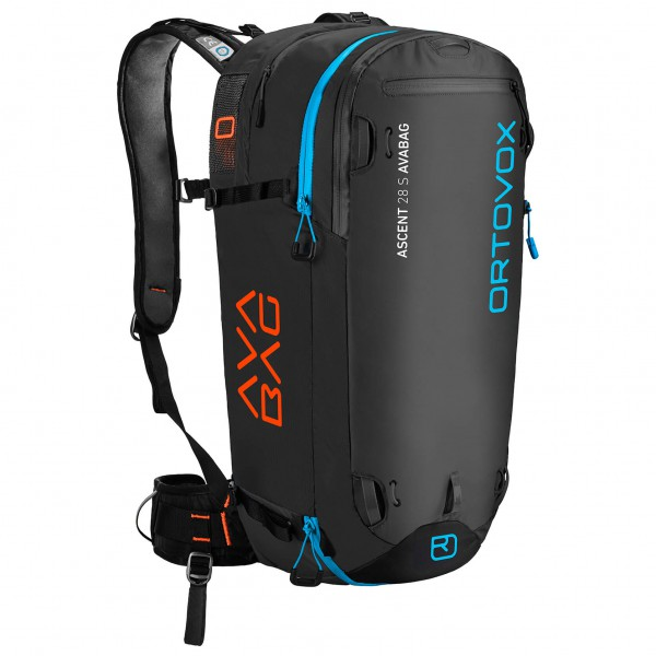 Ortovox - Ascent 28 S Avabag Kit - Sac à dos airbag