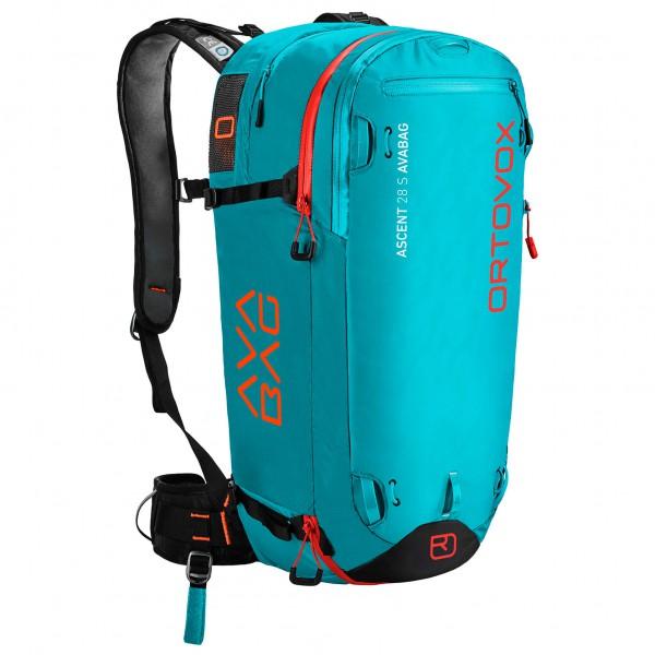 Ortovox - Ascent 28 S Avabag Kit - Lumivyöryreppu