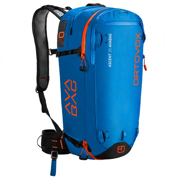 Ortovox - Ascent 30 Avabag Kit - Sac à dos airbag