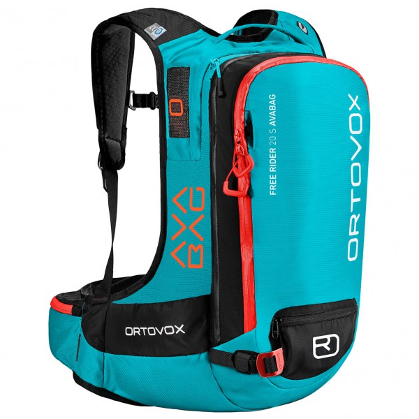 Ortovox - Free Rider 20 S Avabag - Skitourrugzak