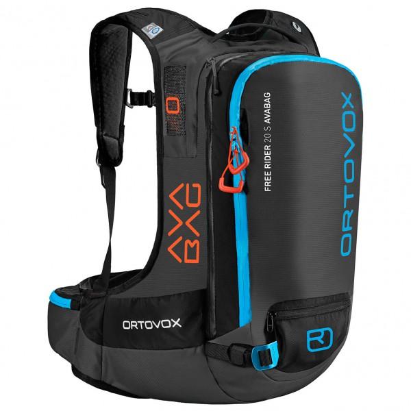 Ortovox - Free Rider 20 S Avabag Kit - Lawinerugzak