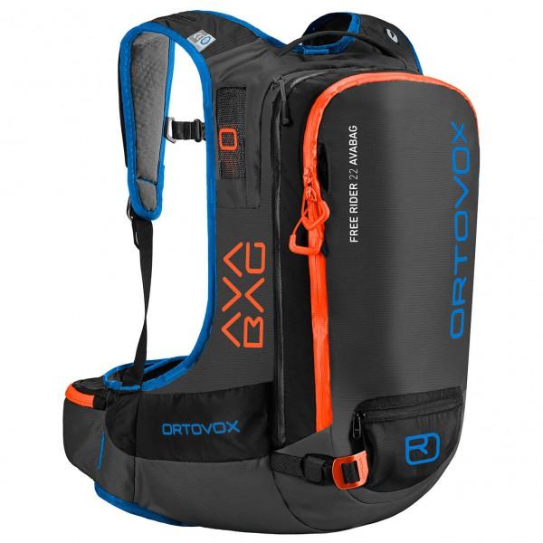 Ortovox - Free Rider 22 Avabag Kit - Sac à dos airbag