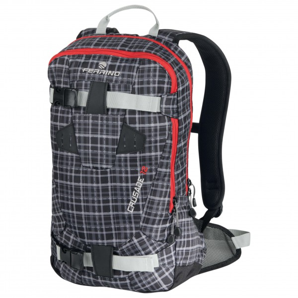 Ferrino - Backpack Crusade 12 - Sac à dos de randonnée à ski