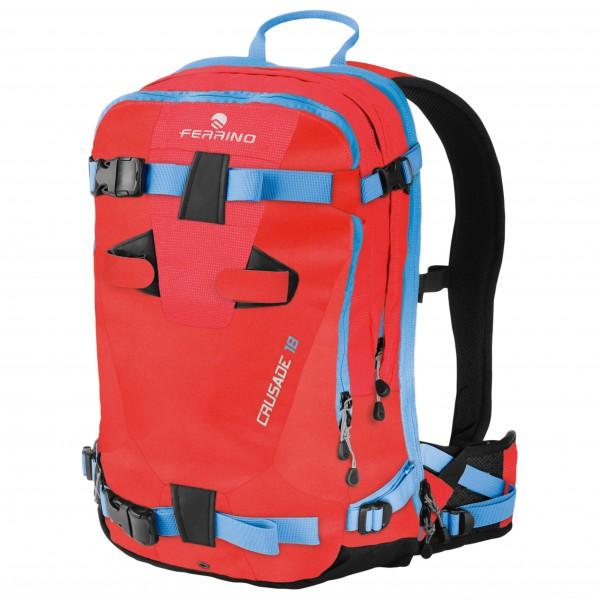 Ferrino - Backpack Crusade 18 - Sac à dos de randonnée à ski