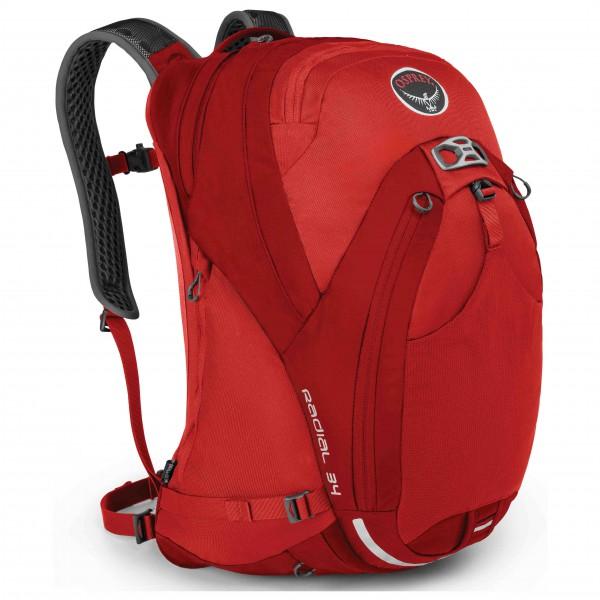 Osprey - Radial 34 - Dagbepakking