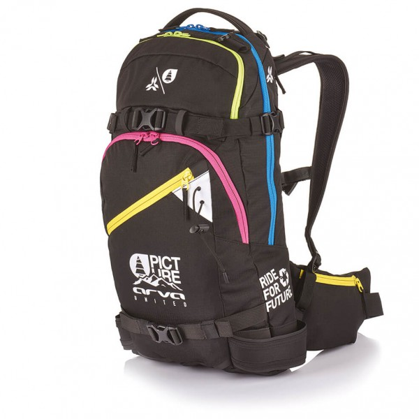 Arva - Calgary 3 Picture - Ski touring backpack