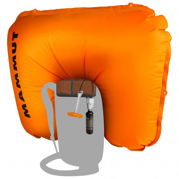 Mammut - Removable Airbag System 3.0 - Lumivyöryreppu