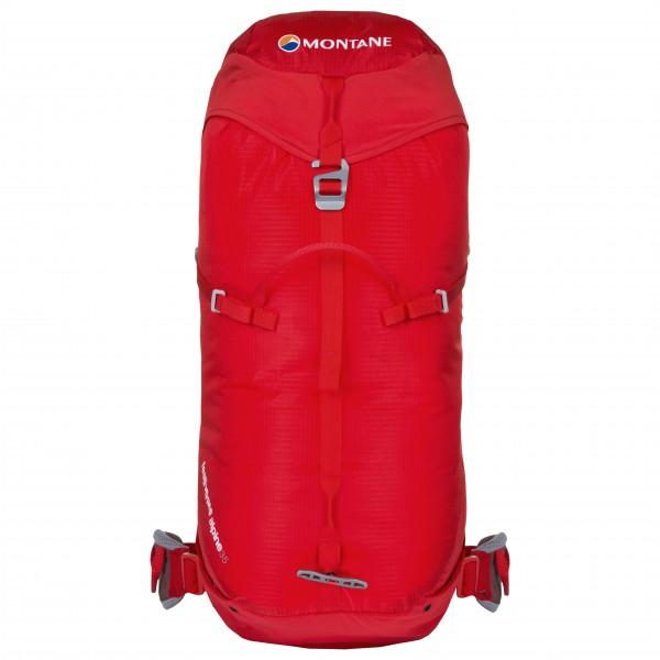 Montane - Featherlite Alpine 35 Backpack - Tourrugzak