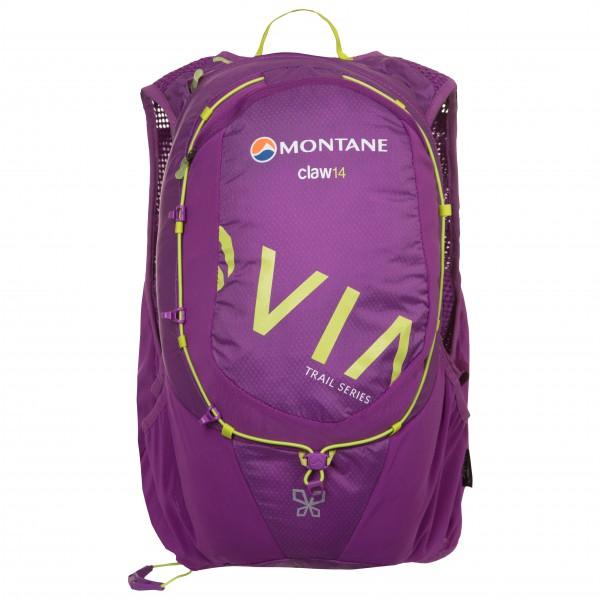 Montane - Women's Via Claw 14 - Zaino per trail running