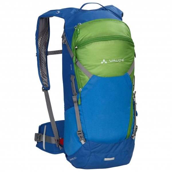 separation shoes b899a d9b84 Vaude Moab Pro 22 L - Cycling backpack | Product Review ...