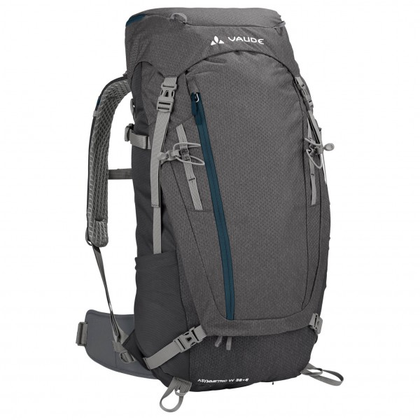 Vaude - Women's Asymmetric 38+8 - Mountaineering backpack