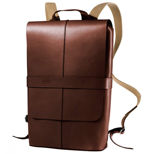Brooks England - Piccadilly Leather Knapsack - Daypack