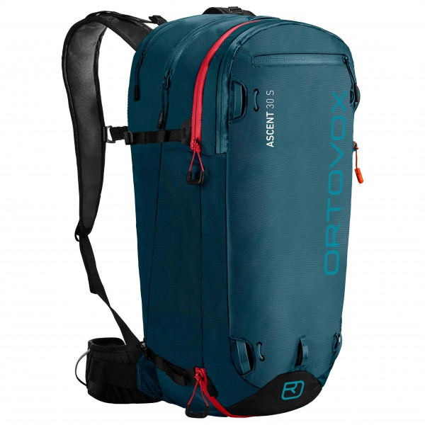 Ortovox - Ascent 30 S - Rygsæk til skiture