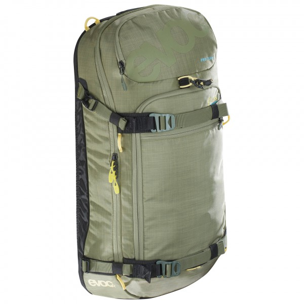 Evoc - Zip-On Abs Pro Team 20 - ABS-Lawinenpacksack