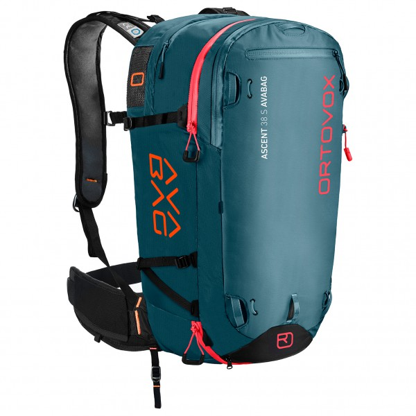 Ortovox - Ascent 38 S Avabag - Mochila para esquí de travesía