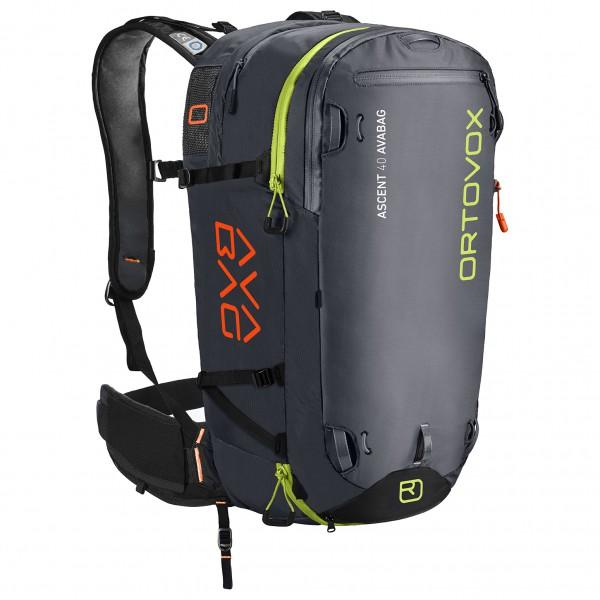 Ortovox - Ascent 40 Avabag Kit - Avalanche airbag