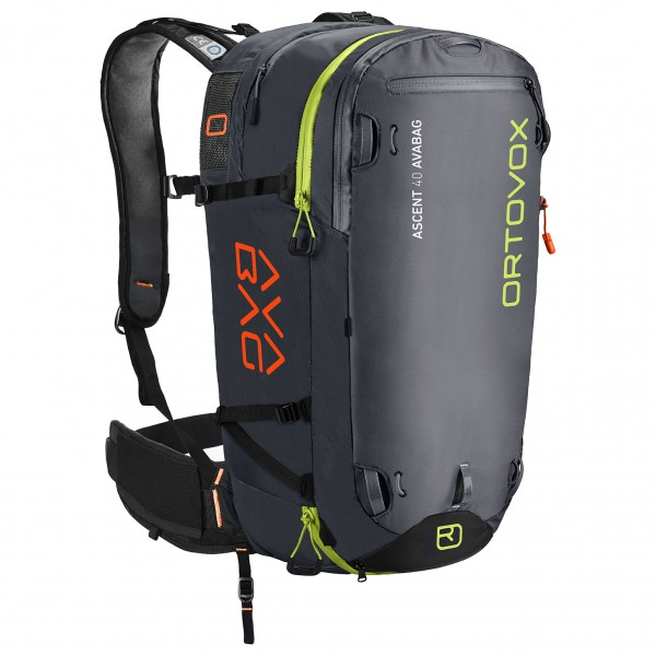 Ortovox - Ascent 40 Avabag Kit - Lawinenrucksack