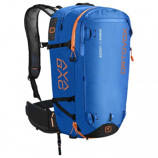 Ortovox - Ascent 40 Avabag Kit - Lavinryggsäck