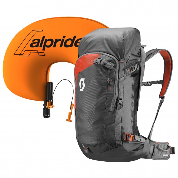 Scott - Pack Backcountry Guide AP 40 Kit - Avalanche airbag