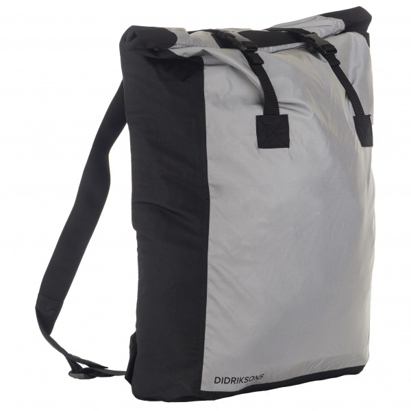 Didriksons - Tote Reflective Backpack - Cycling backpack